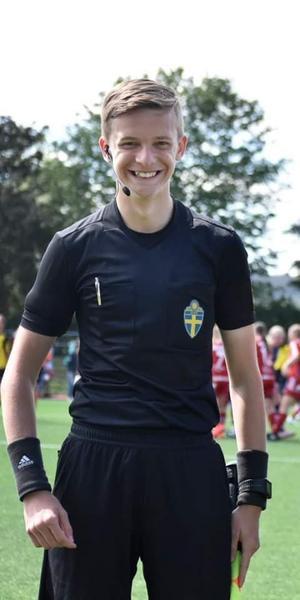 Tim Green kommer liksom Olivia Näs att välja personlig träning på schemat, då skolan erbjuder en sportinriktning. Foto: privat