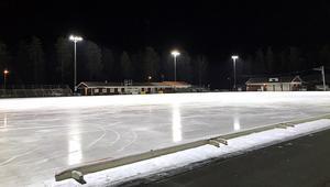 Åby/Tjureda fick fira elitserieplatsen redan före sin egen match på lördagen.
