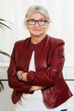 Elda Sparrelid är chefsläkare i Region Stockholm. Foto: Region Stockholm