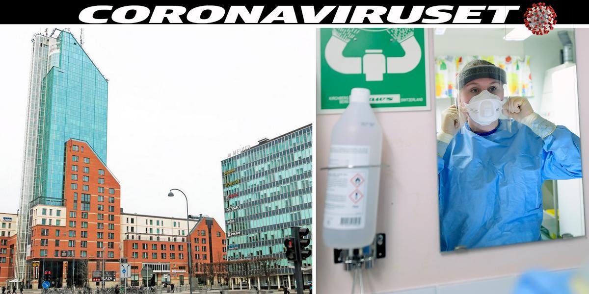 Så slår coronaviruset mot Västmanland – följ utvecklingen Gymnastiklärarens tips för att inte bli stillasittande Adam ...