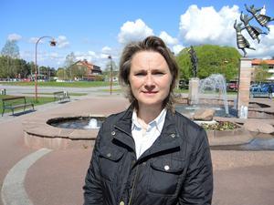 Annette Riesbeck är positiv till att Region Dalarna satsar på Almedalsveckan.