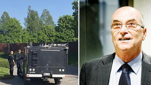 – Han är fortfarande skäligen misstänkt och åklagaren vill inte fatta något beslut innan utredningen är klar. Det är det beskedet vi har fått,  säger Ingvar Backman, advokat till 44-åringen.