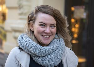 Amanda Fängström-Persson, 25 år, studerande, Backe.