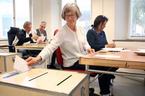 Hela onsdagen räknade valförrättare förtidsröster i Falun. Men röster från 145 personer kom in för sent och ingår nu inte i slutresultatet.