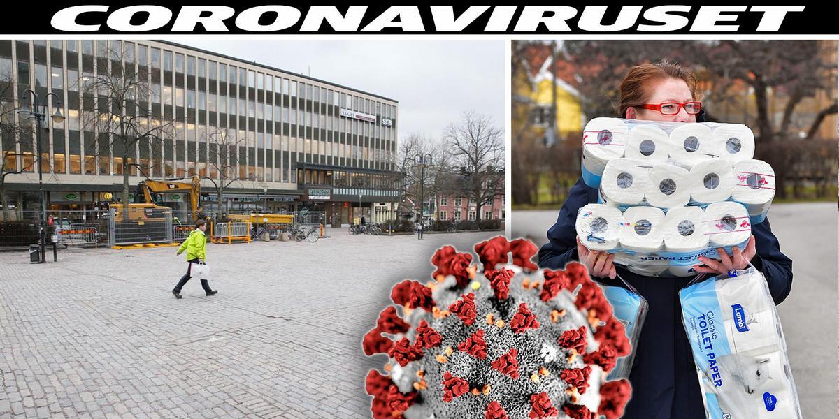 Senaste nytt om coronaviruset – följ utvecklingen och chatta med oss Västerås stänger ner Skiljebo räknar med ...