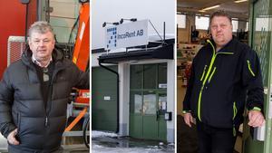Den tidigare vd:n Carl Norberg och den nuvarande Björn Cato Bunes har polisanmält varandra.