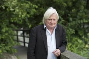 Författaren Stig Larsson. Arkivbild. Foto: Maja Suslin/TT