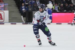 Hans Andersson är klar för tre nya år för Edsbyn, meddelar klubben via sin hemsida.