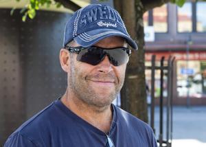 Göran Bäckman, 51 år, civilingenjör, Sundsvall