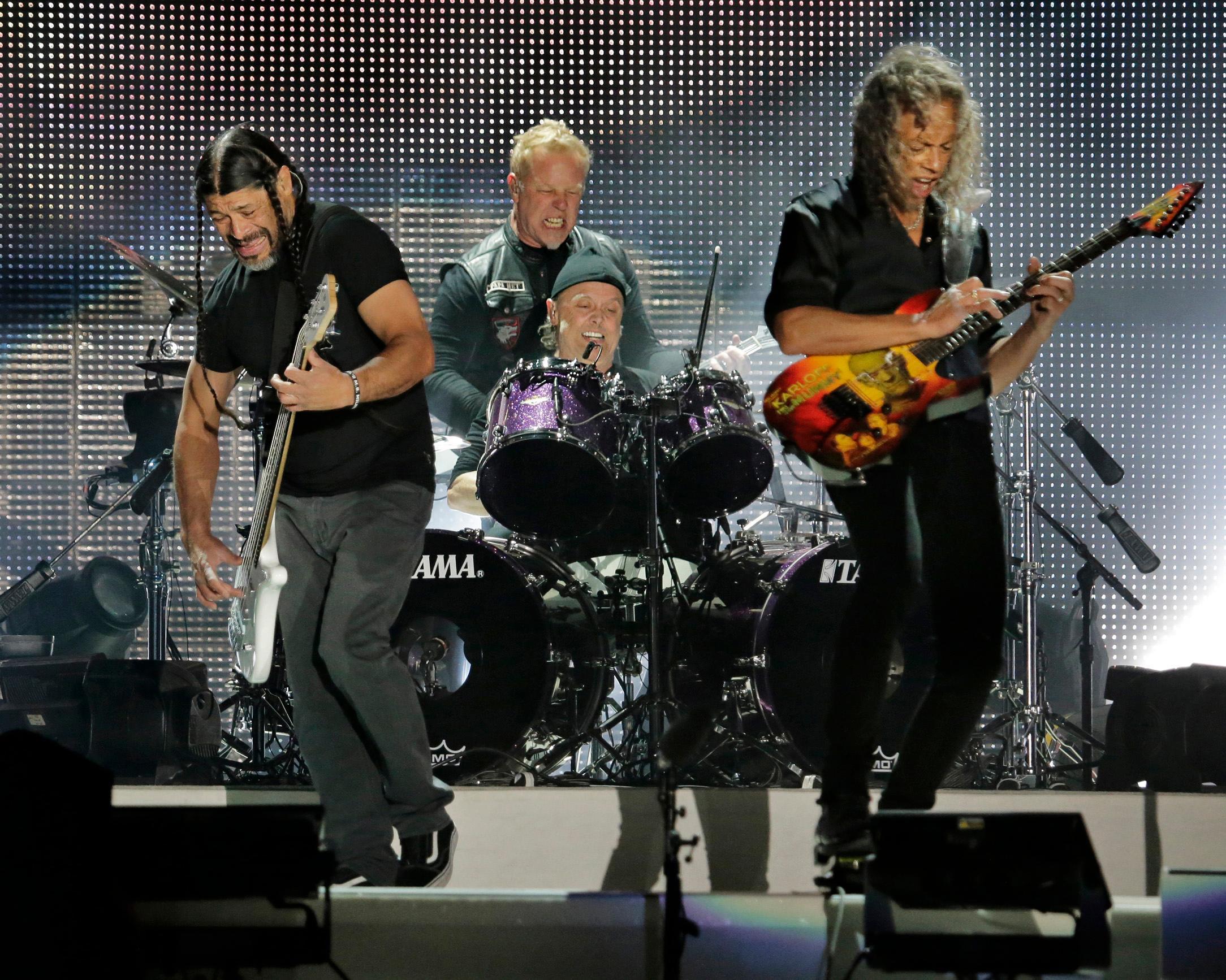 Metallica har annu kvar kraften