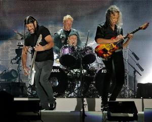 Metallica är inte bara veteraner, utan också Polarpristagare och omtalat bra liveartister. Arkivbild.Foto: Elizabeth Robertson