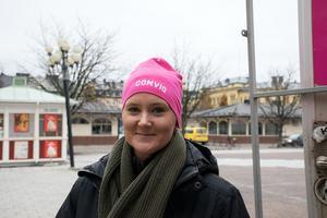 Emelie Nyberg, 29, distriktschef Comviq, Malmö: