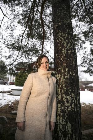 Emma Rydén är glad över dalahjältenomineringen.