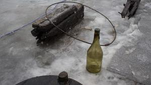 Andra föremål som hittats i Kvarndammen.