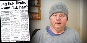 Tommy Johansson blev påkörd den 5 februari 1991 i Surahammar. Sedan dess är han förlamad och sitter i rullstol.