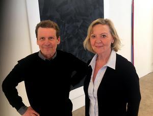 Ilkka Pärni och Kerstin Hedman ställer ut på Borlänge modern med start torsdag 8 februari.