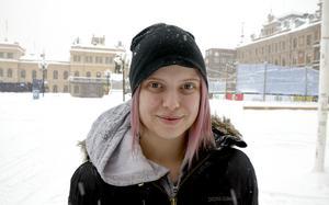 Caroline Westlund, 27, personlig assistent, Sundsvall: