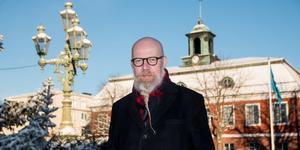 Daniel Nordström, chefredaktör och ansvarig utgivare för Mittmedias titlar i Västmanland och Stockholm.