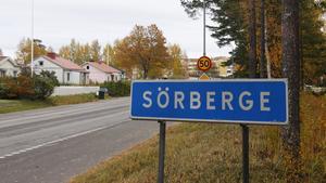 Sörberge och passagen genom orten ska bli säkrare. Det vill Timrå kommun lägga 60 miljoner kronor på.