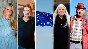 Intresset för EU-valet är visserligen svalt, men temperaturen stiger. De senaste EU-valen har valdeltagandet i både riket och i länet slagit nya rekord.