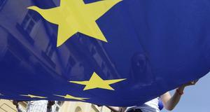 Om knappt två veckor röstar EU-medborgarna. Foto: Alik Keplicz/AP Photo