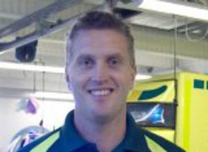 Johan Hagsjö, chef för Hälsovalskontoret vid Region Gävleborg.