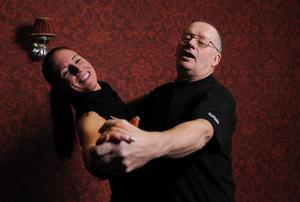 """Vals är svårare än många tror. Willy Björkman tycker att det """"kändes sådär"""" efter genrepet inför fredagens """"Let's dance"""". Foto: ANDERS WIKLUND / SCANPIX"""