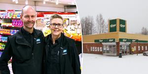 Leif och Annika Nilsson har drivit Tempo Bredsand i 25 år och det firas den 23 mars. Då får kunderna kaffe och tårta, men de får skynda sig. Redan klockan 17 stängs dörrarna – då ska istället personalen fira.