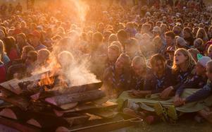Scoutrörelsen är värdefull för många av landets barn och unga men den behöver stöd för att överleva coronakrisen, skriver företrädare för den svenska scoutrörelsen. Foto: Magnus Fröderberg