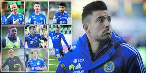 GIF Sundsvall värvade nio nya spelare inför och under säsongen 2019. Bild: Andreas Lidén