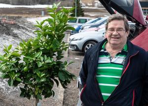 Dennis Holmlund, 68 år, pensionär, Hassela