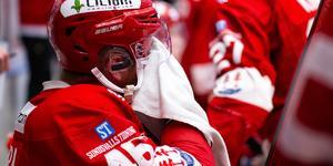 Janne Jalasvaara har vilat klart. Nu har backen fått klartecken att träna och spela igen. Bild: Pär Olert/Bildbyrån