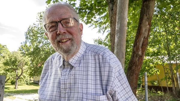 Gunnar Stenås blir 80 år den 19 juli.
