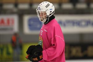 Patrik Hedberg gjorde en jättematch mot SAIK, till ingen nytta. Bild: Mats Åstrand / TT