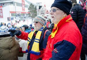 Bröderna Monvall är i dag 81 år och 76 år.