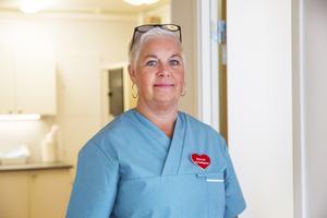 Maria Uddas från Edsbyn har arbetat inom tandläkarbranschen sedan i början på 90-talet. Nu öppnar hon sin egen mottagning.