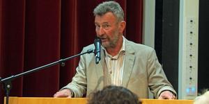 Olle Larsson, landsbygdspartiet i Härjedalen.