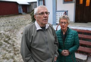 Sven Erik och Eva Nordin har gjort resan med kostomläggning tillsammans, vilket har gjort allt så mycket enklare, menar Sven Erik.