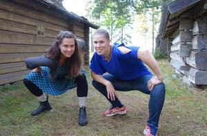 Zara Ljungqvist som tillsammans med Caroline Brorsson svarar för regin av årets Trollbröllop.