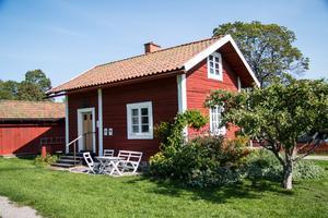 Soldattorpet på Västanfors hembygdsgård.