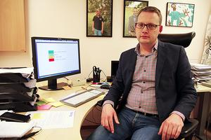 HR-chef Mikael Gidlöf betonar att det är bra om nya chefer får en utbildning och stöd.