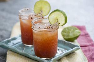 Bloody Beer är en svagare variant av Bloody Mary som baseras på öl i stället för vodka