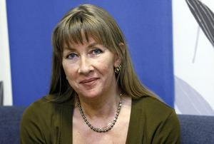 Elisabeth Swedman är ordförande vid Lärarförbundet i Hudiksvall.
