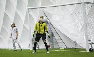I helgen var Tim Rönning hemma i Hälsingland för att vakta målet för distriktslaget i Postnord Cup i Ljusdal.