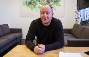 Jon Persson vill med Ljusdals fritid fylla tomrummet efter den spontanidrott som i högre grad fanns tidigare.