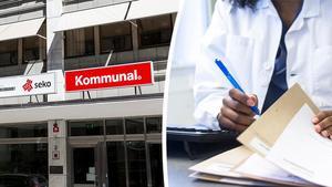 Kommunerna behöver 50 000 fler undersköterskor och vårdbiträden till år 2022, skriver Kommunals Tobias Baudin och Sara Sjödin. Foto:  Isabell Höjman/TT
