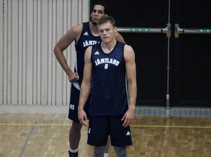 Jaan Puidet gör sin fjärde säsong i Jämtland Basket. I år är han dessutom utnämnd till