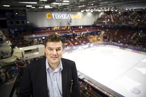 Anders Doverskog kom liksom sin far Björn att  leda Leksands IF som vd mellan åren 2012 och 2014.