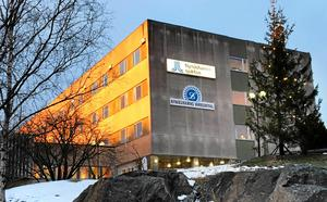 Gynmottagningen ligger i Nynäshamns sjukhus.