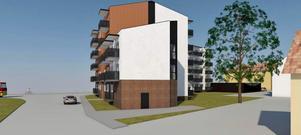 Bild: Comarc arkitekter.